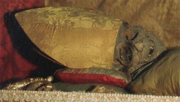 Mummified saints of the Northern Croatian Littoral