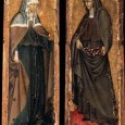 An examination of the lives of female saints taken from the highly popular vernacular Vite dei santi padri written by Domenico Cavalca (c.1270-1342) and the ways women in quattrocento Florence may have been reading them.