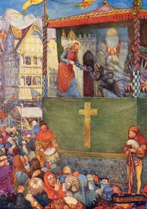 The Body of Christ: Sacred Street Theater in Medieval England