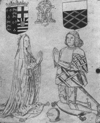 The Princess and the Gene Pool: The Plantagenet rebel who held the secret to Richard III's DNA
