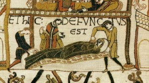 Edward the Confessor - Bayeux Tapestry