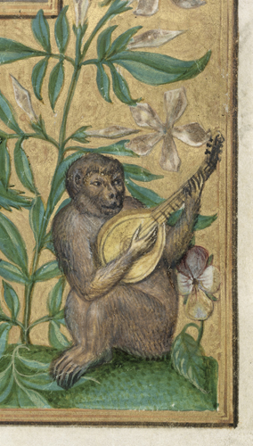 Animals in Medieval Sports, Entertainment, and Menageries
