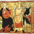 From the dispute between Becket and Henry II we see the continuation of many traditional forms of political communication, including the use of symbolic rhetoric and items in the conduct of rituals, and also the deliberate staging of emotions.