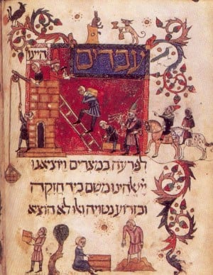 Picture of Medieval Jews