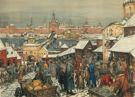 The information on trade contacts between Novgorod and Scandinavian countries preserved in the works of Old Norse