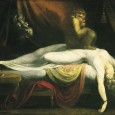 Sleep paralysis, a rapid eye movement (REM) parasomnia, is characterized by a period of inability to perform voluntary movements at sleep onset (hypnagogic form) or upon awakening (hypnopompic form).