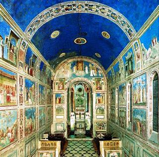 giotto frescoesGiotto Di Bondone Frescoes