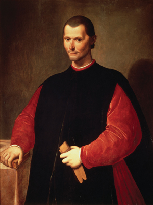 Machiavelli: Theories on Liberty, Religion, and The Original Constitution