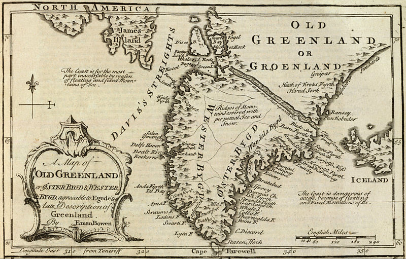 The Lost Western Settlement of Greenland, 1342