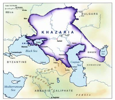 khazar-empire