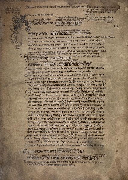 Reconstructing a Late Medieval Irish Library