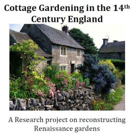 Cottage Gardening in the 14th Century England