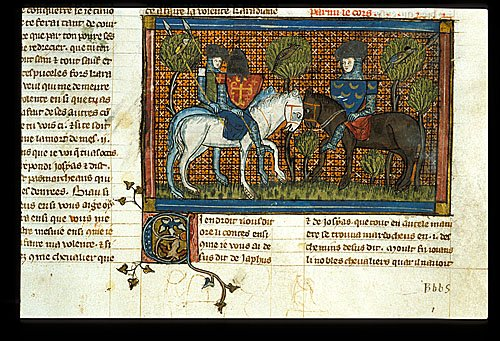 War and Peace in the Works of Chaucer and his Contemporaries