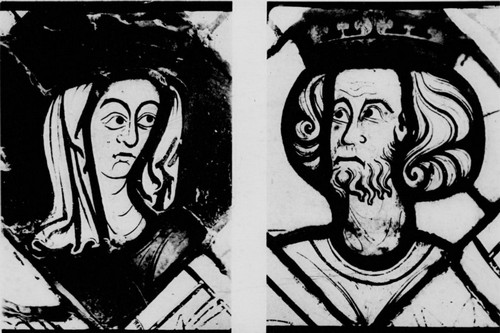 Charles I of Anjou and Margaret of Burgundy