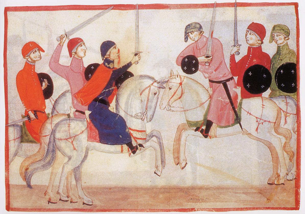 Badia Burning: The Spectacle of Violence in 14th-century Tuscany