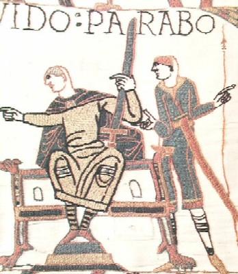 The Garments of Guy in the Bayeux Tapestry