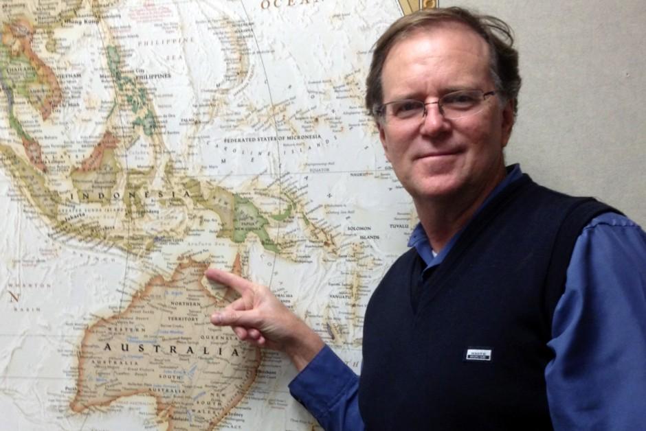 Did medieval sailors reach Australia?