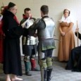 Watch this demonstration of a judicial duel at the turn of the 15th century, presented at the International Congress on Medieval Studies in 2013