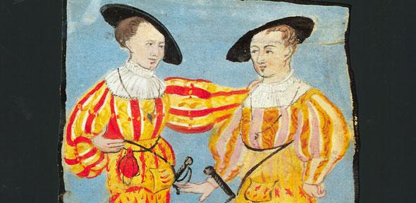 What did the Renaissance man wear? Historian recreates outfit from the 16th century