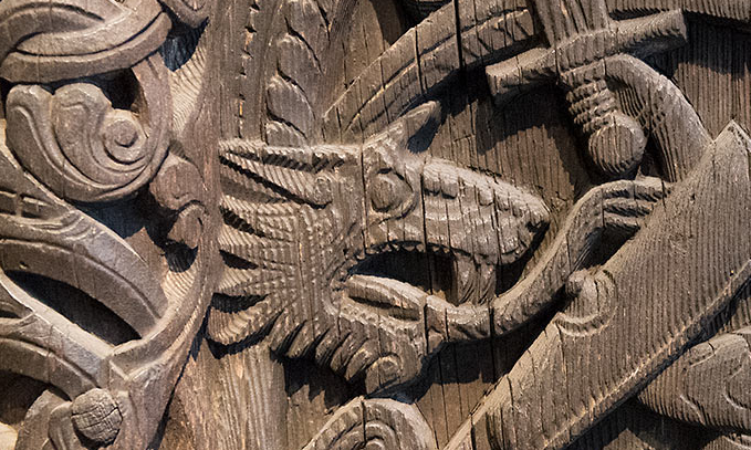 What did Dragons look like for the Vikings? - Medievalists net