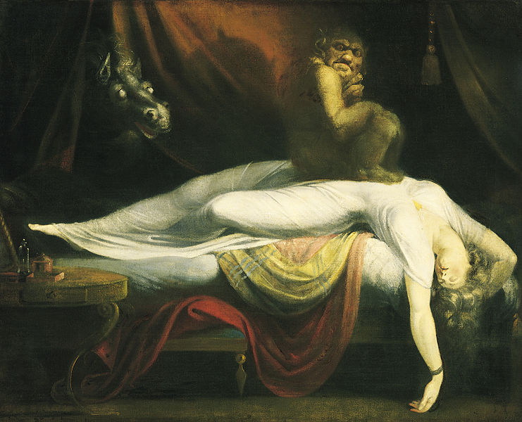 Erotic Dreams and Nightmares from Antiquity to the Present