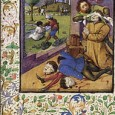 On a Friday evening in the spring of 1375, William Cantilupe, a knight of the relatively young age of thirty and the great-great-nephew of St Thomas of Hereford, was murdered by members of his household.