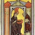 The language in Hildegard's visionary literature covers a spectrum of violence. Shedescribes battles, use of weapons against the Devil, physical beatings to exorcize evil spirits froma woman, sinners who will die by choking and burning, and the rape of the Church.