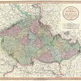 The territory of what is now Czech Republic consists of essentially two lands, Bohemia and Moravia.