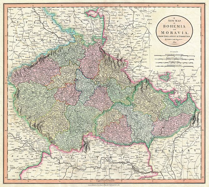The Christianisation of Bohemia and Moravia
