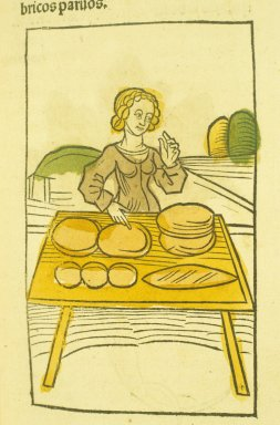 Bread in the Middle Ages