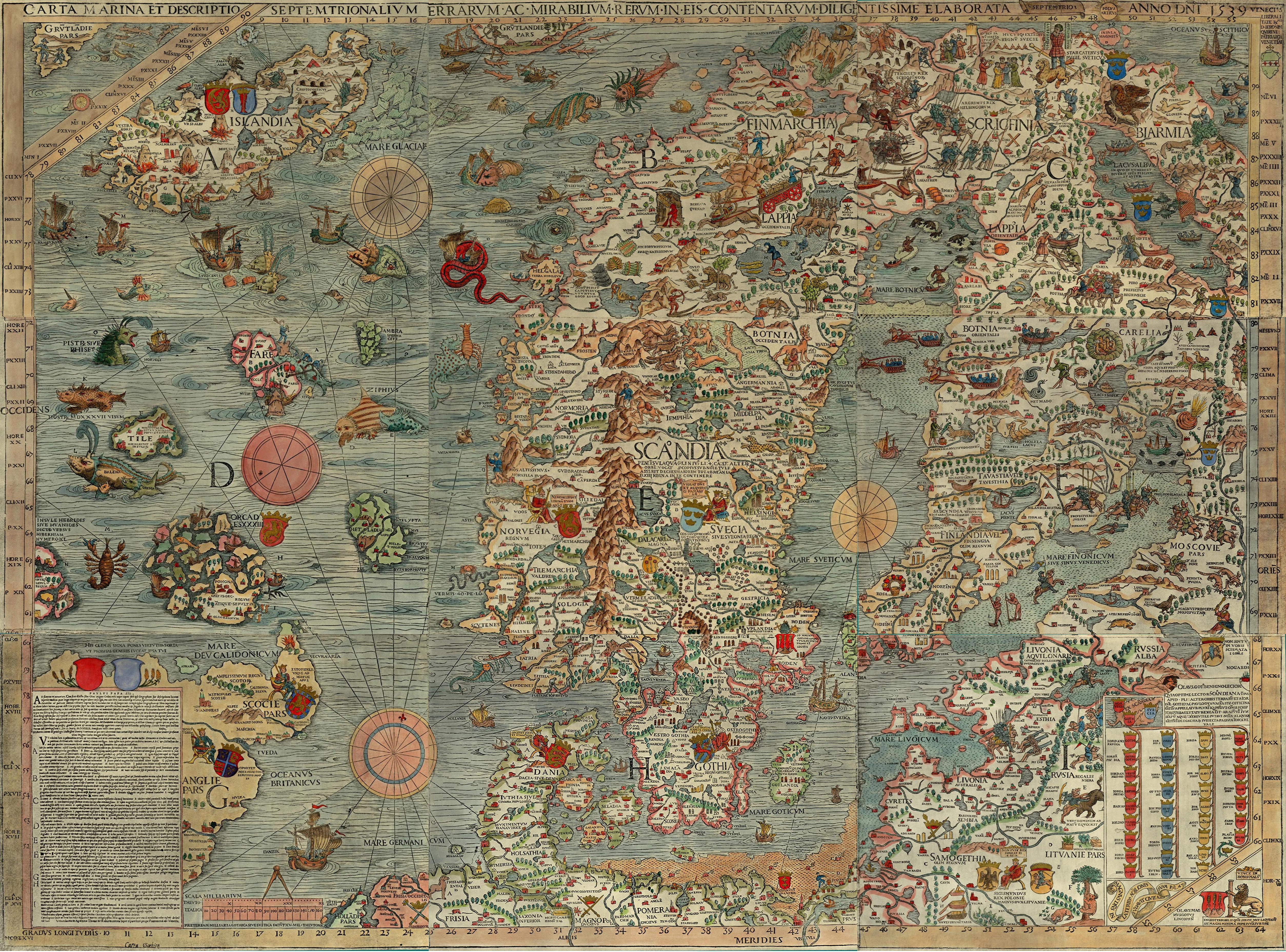 Asia Sea Map%0A medievalists net