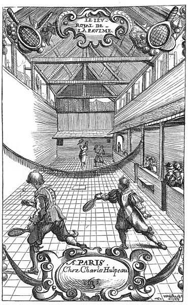 Real Tennis and the Civilising Process