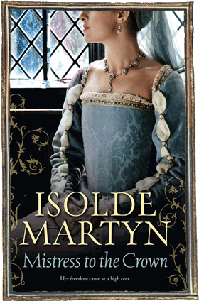 Interview with author Isolde Martyn