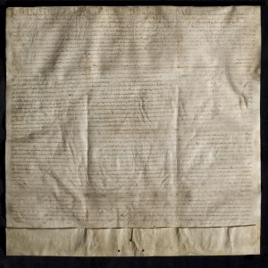 Lincoln Cathedral Magna Carta