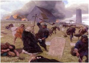 Viking raids in Ireland