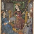Exhibit and conference are among the events marking the 700th birthday of one of the medieval world's greatest writers, credited with establishing the European storytelling traditions we know today.