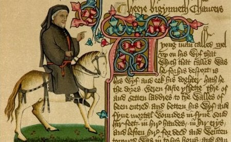Guilt and Creativity in the Works of Geoffrey Chaucer