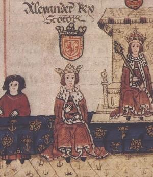 Alexander III and Edward I