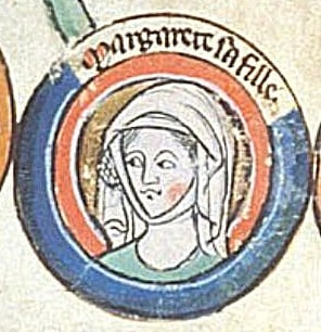 Margaret Plantagenet, Queen of Scotland