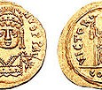 In general, before the 1980's, most scholars treated these finds as evidences for the frequent connection between Byzantine and China, which could be further associated with the seven-times visits of Fulin (Rum) emissaries recorded in Tang literature. However, after the 1980's, more and more researchers tended to take these gold coins as a result of prosperous international trade along silk road.