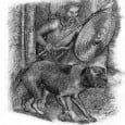 In the Celtic world, as elsewhere, canines were admired for their senses of sight, smell and hearing. Dogs were used on hunting expeditions and to guard homes, as domestic pets and as a source of food