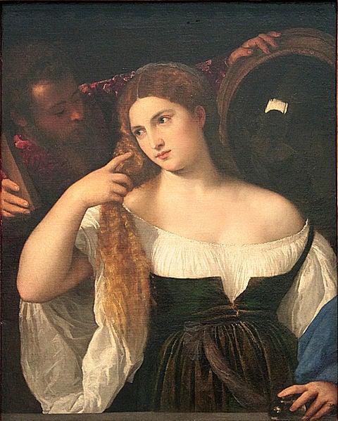Make-Up as Understructure: Renaissance Cosmetics as Renaissance Self-Fashioning