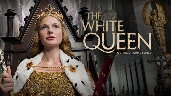 Image result for white queen tv show