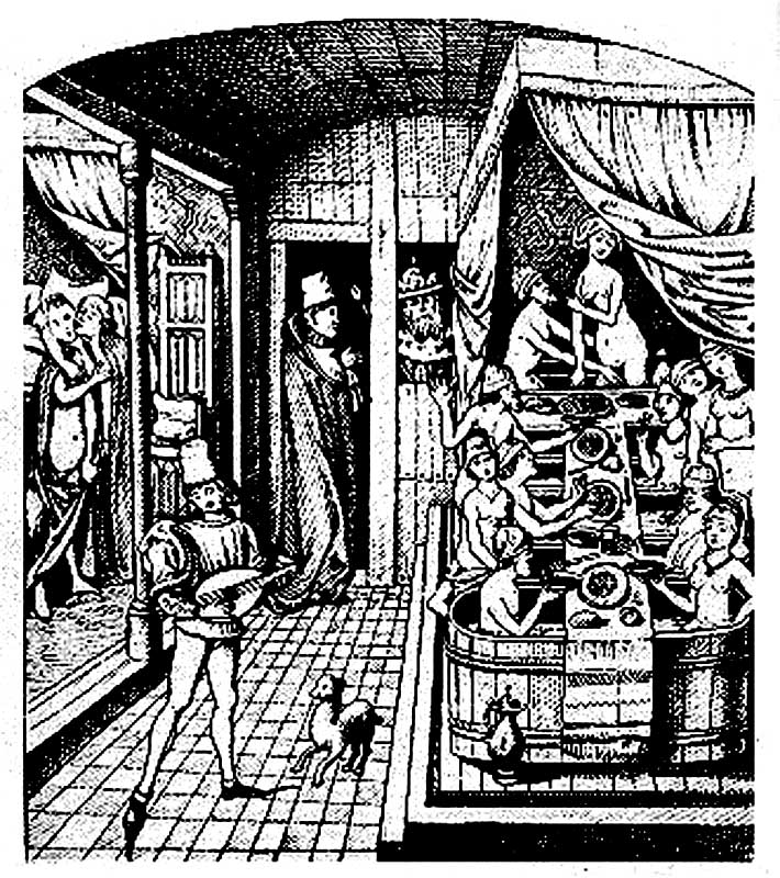 The Bankside Stews: Prostitution in London 1161-1546