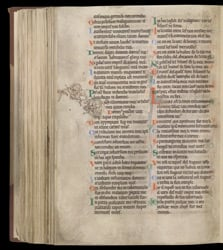 The Winchester Psalter - Psalm 26