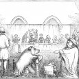 Why were animals put on trial - for murder or for eating crops - in the Middle Ages?