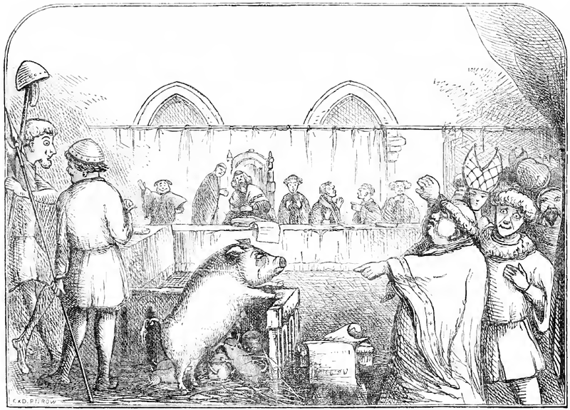 The Law is an Ass: Reading E.P. Evans' The Medieval Prosecution and Capital Punishment of Animals