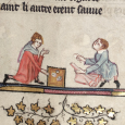 A recent article on medieval gambling reveals that it was a popular pastime but what you could or could not do often depended on which town you were in.
