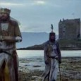Imagine Monty Python and the Holy Grail not as a comedy, but as a serious historical epic! This would be its trailer.