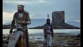 monty python and the holy grail trailer